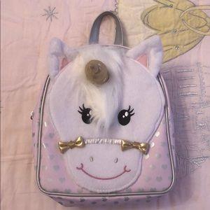 Claire's Club Ariella the Unicorn Backpack
